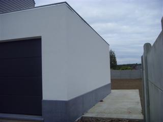 Plafonnage rizutto enduit facade enduit skap for Plafonnage mur exterieur
